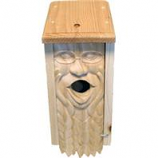 Welliver Outdoors - Welliver Carved Bluebird House Mother Earth - Natural -