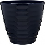 Southern Patio - Beehive Hdr Planter - Navy - 14 Inch