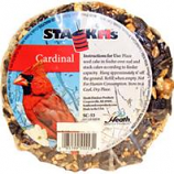 Heath - Stack'M Seed Cake - Cardinal - 7 Oz