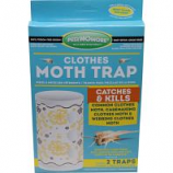 Green Earth Products - Clothes Moth Trap Shelf Pack - 2 Pk