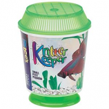 Lee'S Aquarium & Pet - Kritter Keeper Round - Small