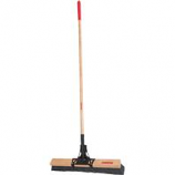 The Ames Company - Smooth Surface Broom - Red - 24In