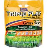 Bonide Grass Seed - Triple Rye Grass Seed - 7 Pound
