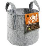 Hydrofarm Products - Hydrofarm Dirt Pot With Handle - 20 Gallon