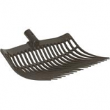 Kinder Farm - Forever Fork Head Only - Black - 16X16X6