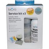 Oase - Aquatics - Biorb Service Kit 3 Plus Water Optimiser -