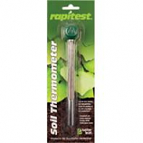 Luster Leaf - Soil Thermometer °F & °C - Nickel Pl Brass -