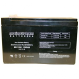 Tru-Test - Replacement Battery For Solarguard 155 - Black - 12 Volt