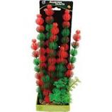 Poppy Pet - Background Pod #15 - Red/Green - 14 Inch