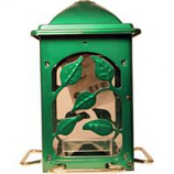 Apollo Investment Holding - Summers Leaves Bird Feeder - Green
