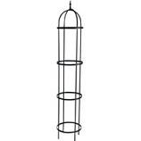 Panacea Products - Rosetower Obelisk - Black - 60 Inch