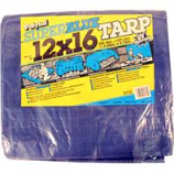 Dewitt Company - Super Blue Tarp (2.3Oz) - Blue - 12X16