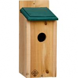 Welliver Outdoors - Bluebird House Cedar - Natural/Green -