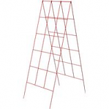 Panacea Products - A Frame Trellis - Red - 46X18