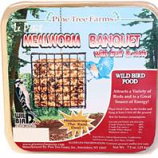 Pine Tree Farms Inc - Lepetit Mealworm Banquet Cake - 7.5 Oz