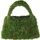 Syndicate Sales - Planter Virginia Purse - Green - 10 In