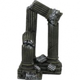 Blue Ribbon Pet Products - Exotic Environments 3 Column Ruins Corner Section - Large