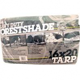 Dewitt Company - Forestshade Tarps (4.5Oz) - Green - 16X20 Ft