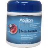 Aqueon Products - Supplies - Aqueon Pro Betta Pellet Fish Food - Betta - 1.4 Oz