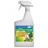 Monterey - Liquid Copper Fungicide Ready To Use - 32 Oz
