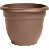 Bloem - Ariana Planter - Brown - 10 Inch