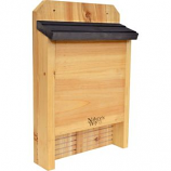 Natures Way Bird Prdts - Nature'S Way Bat House Single Chamber - 15X10X3.5
