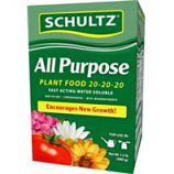 Schultz - Water Soluble All Purpose Plant Food 20-20-20 - 1.5 Lb