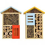 Natures Way Bird Prdts - Nature'S Way Multi-Chamber Insect House - Assorted - 11.8X8X3.5