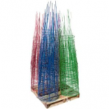 Panacea Products - Tomato Cage Brilliant - Assorted - 54 Inch