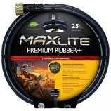 Swan - Element Maxlite Rubber Hose - Black - 5/8 In X 25 Ft