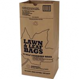 Bunzl Distribution - Lawn And Leaf Paper Bags - Brown - 30 Gallon