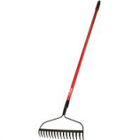 Bully Tool - Bow Rake Fiberglass Handle -