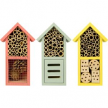 Natures Way Bird Prdts - Nature'S Way Dual Chamber Insect House - Assorted - 9X5X3.5