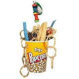 A&E Cage Company - Happy Beaks Movie Time Toy - Multicolored