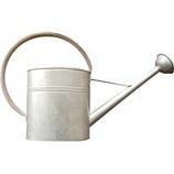 Panacea Products - Vintage Galvanized Watering Can - Galvanized - 3.2 Gallon