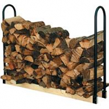 Panacea Products - Log Rack Outdoor Adjustable -