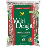D&D Commodities - Wild Delight Inshell Peanuts - Multi Colored - 5 Lb