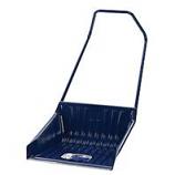 The Ames Company Garant P - Garant Sleigh Shovel - Blue - 14.5 Inch