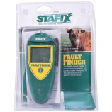 Tru-Test - Stafix Fault Finder Electric Fence Tool - Green/Yellow
