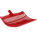 Kinder Farm - Forever Fork Head - Red - 16X16X8
