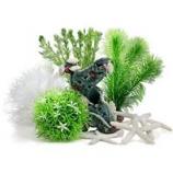 Oase - Aquatics - Biorb Easy Decor Kit - Flower Garden - 15L
