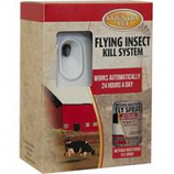 Zep Commercial Sales - Country Vet Flying Insect Control Kit - 2 Piece Kit