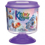 Lee'S Aquarium & Pet - Kritter Keeper Round - Large