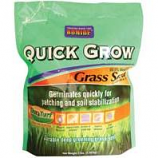 Bonide Grass Seed - Quick Grow Grass Seed - 3 Pound