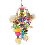 Prevue Pet Products - Bodacious Bites Explosion Bird Toy - Multi - Large