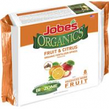 Jobes Company - Jobe'S Organics Fruit & Nut Tree Spikes - 8 Ct