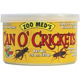 Zoo Med - Can O' Crickets - 1.2 Ounce