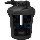 Oase - Living Water - Pressurized Pond Filter With Uv - Black