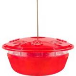 Ideology - Humm-Yumm Protein Plus Nectar Hummingbird Feeder - Red
